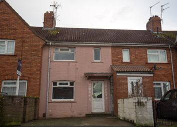 Thumbnail 3 bedroom terraced house for sale in Cranmore Crescent, Bristol