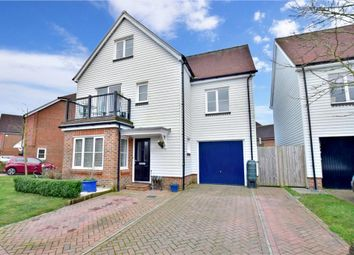 Thumbnail 4 bed detached house for sale in Old Common Way, Uckfield, East Sussex