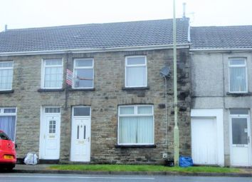 Thumbnail 4 bed terraced house for sale in Picton Place, Maesteg, Bridgend.