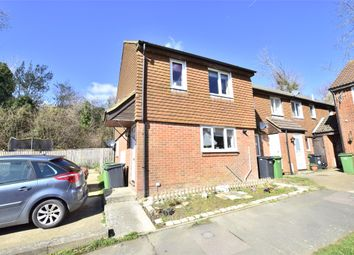 Thumbnail 3 bedroom end terrace house to rent in Greenfields Close, St Leonards-On-Sea, East Sussex