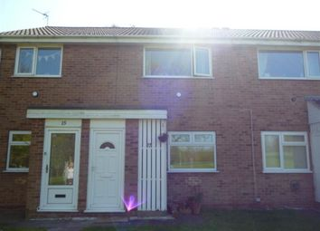 Thumbnail 2 bed maisonette to rent in Larkspur Close, Forest Town, Mansfield