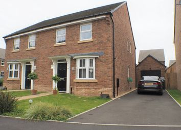 Thumbnail 3 bed semi-detached house to rent in Ocean View, Jersey Marine