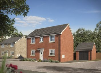 "Thumbnail 3 bedroom detached house for sale in ""The Rhosilli"" at Trem Y Coed, St. Fagans, Cardiff"
