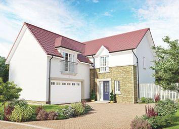 Thumbnail 4 bed detached house for sale in Off Eskbank Road Broomieknowe, Bonnyrigg, Midlothian