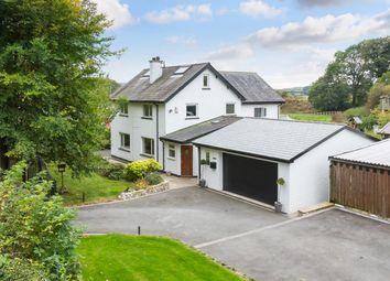 Thumbnail 5 bed detached house for sale in Burtlands, Station Lane, Burton-In-Kendal, Carnforth, Lancashire