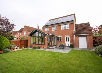 Thumbnail 3 bed detached house for sale in Tannery Close, Leonard Stanley