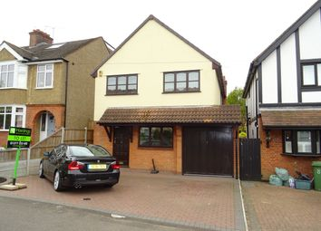 Thumbnail 3 bed detached house to rent in Woodman Road, Brentwood