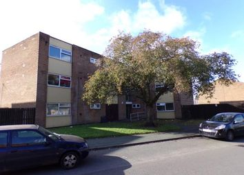 Thumbnail 2 bed flat for sale in Mossley Lane, Walsall, West Midlands