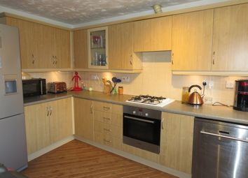 Thumbnail 3 bedroom terraced house for sale in Pascal Drive, Medbourne, Milton Keynes