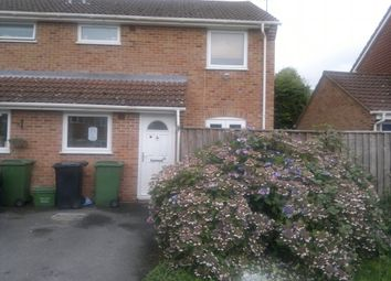 Thumbnail 1 bed semi-detached house to rent in Fyfield Road, Thatcham, Thatcham