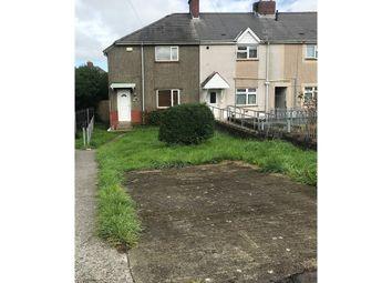Thumbnail 3 bed end terrace house for sale in Bonymaen Road, Bonymaen, Swansea, Swansea.