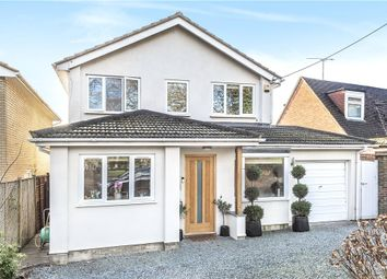 Thumbnail 3 bed detached house for sale in Broom Lane, Chobham, Woking, Surrey