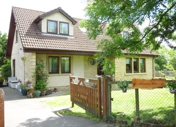 Thumbnail 4 bed detached house for sale in Vicar's Bridge Road, Blairingone, Dollar