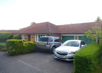 Thumbnail 3 bed detached bungalow for sale in The Walnuts, Ufford, Woodbridge