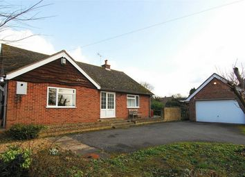 Thumbnail 3 bed detached house for sale in Fox Road, Catworth, Huntingdon