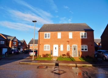 Thumbnail 3 bed mews house to rent in 28 Green Howards Road, Chester CH3 6Fa