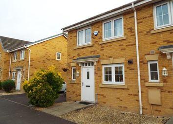 Thumbnail 2 bed property to rent in Schooner Circle, Duffryn, Newport