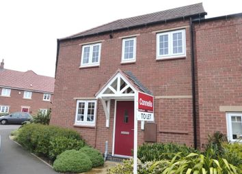 Thumbnail 2 bed flat to rent in Dairy Way, Kibworth Harcourt, Leicester