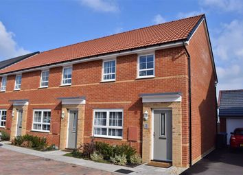 Thumbnail 3 bed end terrace house for sale in Walnut Drive, Chippenham, Wiltshire