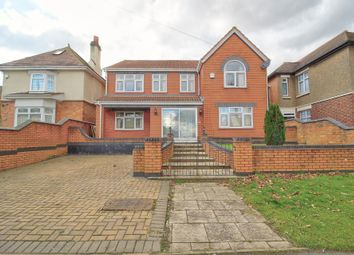 Thumbnail 4 bed detached house for sale in Lythalls Lane, Coventry