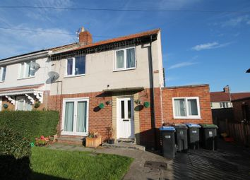 Thumbnail 3 bed semi-detached house for sale in Hargill Grove, Howden Le Wear, Crook