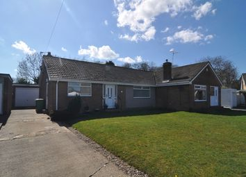 Thumbnail 2 bed bungalow to rent in Oval Park, Tudhoe