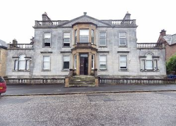 Thumbnail 1 bedroom flat to rent in Mansionhouse Road, Paisley, Renfrewshire