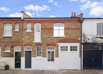 Thumbnail 2 bed mews house to rent in Kersley Mews, London