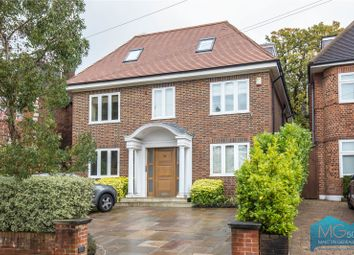 Thumbnail 6 bed detached house for sale in Parklands Drive, Finchley, London