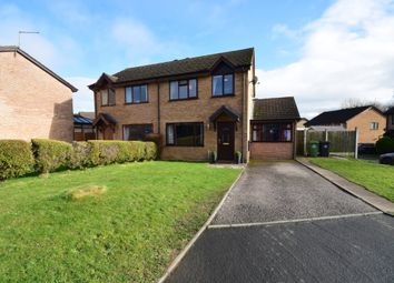 Thumbnail 3 bed semi-detached house for sale in Oak Drive, Whitchurch