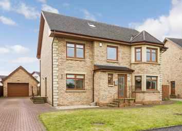Thumbnail 5 bed detached house for sale in Carlisle Court, Larkhall, South Lanarkshire, United Kingdom