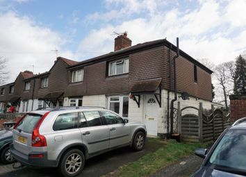 Thumbnail 3 bed end terrace house for sale in Grove Road, Maidstone