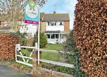 Thumbnail 3 bed end terrace house for sale in Western Way, Basingstoke