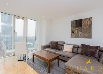 Thumbnail 2 bed flat to rent in Flat, Ability Place, Millharbour, London