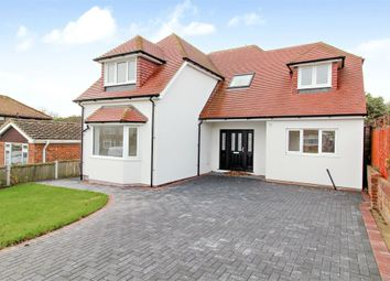 Thumbnail 4 bed detached house to rent in King Arthur Road, Cliffsend, Ramsgate