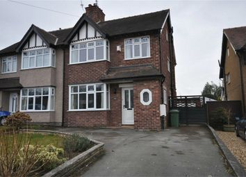 Thumbnail 3 bed semi-detached house for sale in Spital Road, Bromborough, Merseyside