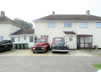 Thumbnail 3 bed semi-detached house for sale in Cunningham Crescent, Southampton