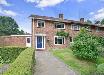 Thumbnail 3 bed end terrace house for sale in Town Mead, West Green, Crawley, West Sussex
