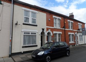 Thumbnail 2 bed terraced house to rent in Carlton Road, Northampton