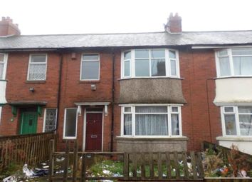 Thumbnail 3 bedroom terraced house for sale in Normount Avenue, Benwell, Newcastle Upon Tyne