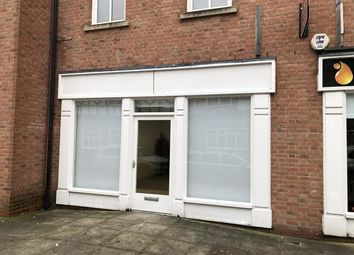 Thumbnail Retail premises to let in 19 Wheelock Street, Middlewich, Cheshire