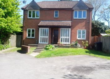Thumbnail 1 bed flat to rent in St Peters Gardens, Wrecclesham, Farnham, Surrey