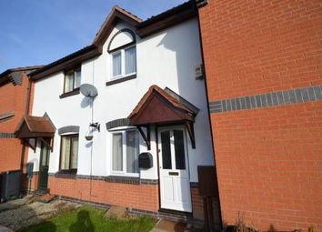 Thumbnail 2 bed property to rent in Weaver Close, Loughborough