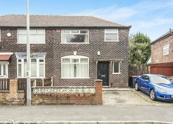 Thumbnail 3 bedroom semi-detached house for sale in Silver Street, Irlam, Manchester, Greater Manchester
