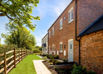 Thumbnail 3 bed mews house for sale in Normanton Road, Packington