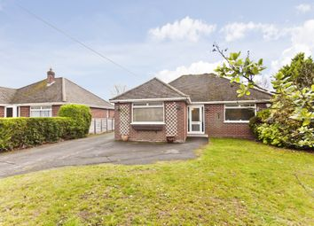Thumbnail 3 bed detached bungalow for sale in Northfield Road, Ringwood