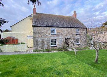 Thumbnail 5 bed farmhouse for sale in Ridgevale Close, Gulval, Penzance