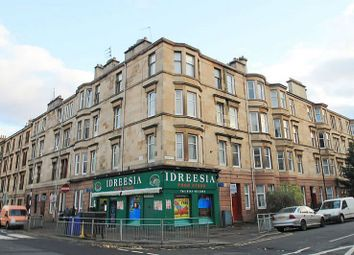 Thumbnail 1 bed flat for sale in 1, Annette Street, 1st Floor Flat, Queens Park, Glasgow G428Yb