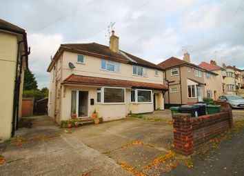 Thumbnail 3 bedroom semi-detached house for sale in Epping Way, London