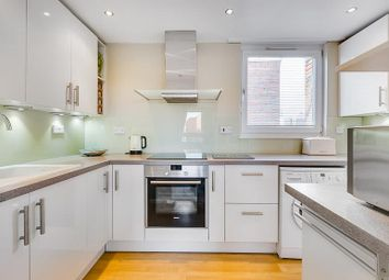 Thumbnail 1 bed flat for sale in Colet Gardens, St Pauls Court, London